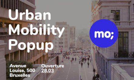 Opening mo; – the urban mobility pop-up – 28.03.2018